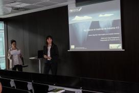 El Polo de Innovación de Mondragón cuenta con ITAINNOVA para saber cómo utiliza Big Data en industria 4.0