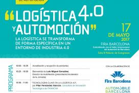 """ITAINNOVA presenta en Barcelona """"Tecnologías clave en la logística 4.0"""""""
