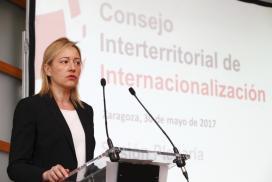 Gastón defiende la transformación digital de las pymes aragonesas para buscar nuevos mercados
