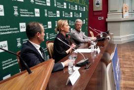 Gastón resalta el impulso dado a la sostenibilidad con las renovables, la eficiencia energética, la Industria 4.0 o la Responsabilidad Social