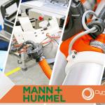 La inmediatez de la fabricación aditiva triunfa en Mann Hummel