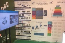 ITAINNOVA participa en Advanced Factories, la feria de referencia de la industria 4.0