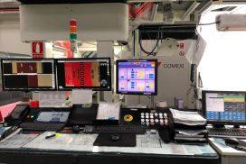 Optimización de procesos de producción en planta mediante un sistema de Captura de Datos en Planta ( CDP) integrado con el sistema de planificación de recursos (RPS).