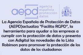 Actualización herramienta FACILITA, a disposición de las PYMES.
