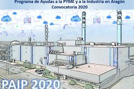 Convocatoria 2020 del Programa de Ayudas a la Industria y a la PYME (PAIP 2020)