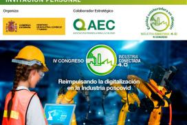 IV Congreso de Industria Conectada 4.0  2021