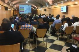 Un centenar de profesionales participan en la Jornada sobre Transformación Tecnológica de la Industria