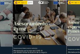 La Secretaría General de Industria y Pyme ofrece formación y asesoramiento a pymes a través de la EOI para contrarrestar los efectos COVID-19
